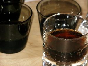 soda shots